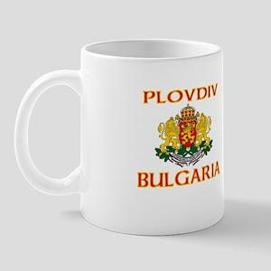 Plovdiv, Bulgaria Mug