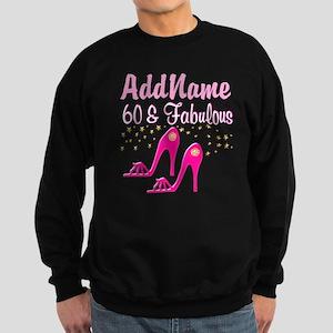 60TH PINK SHOES Sweatshirt (dark)