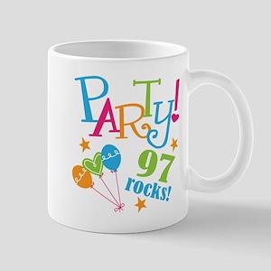 97th Birthday Party Mug