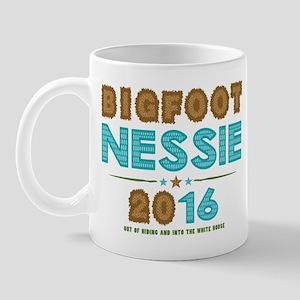 Bigfoot Nessie 2016 Mug