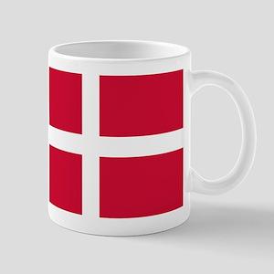 Denmark Flag Mug
