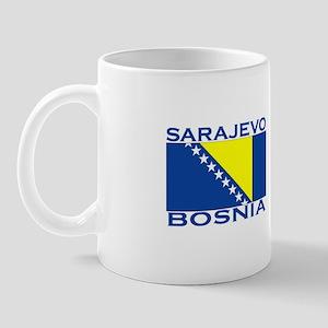 Sarajevo, Bosnia Mug
