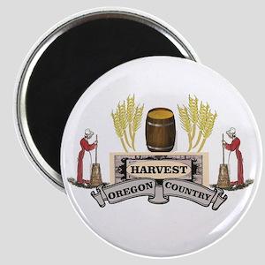 oregon country harvest Magnets