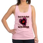 Valentine My Heart is Fragile Racerback Tank Top