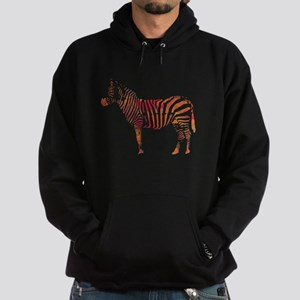 The Colorful Zebra Hoodie