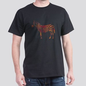 The Colorful Zebra T-Shirt