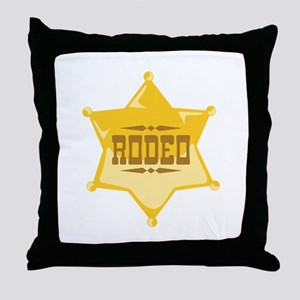 Roded Throw Pillow