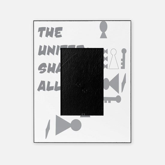 The United Shape Alliance Picture Frame