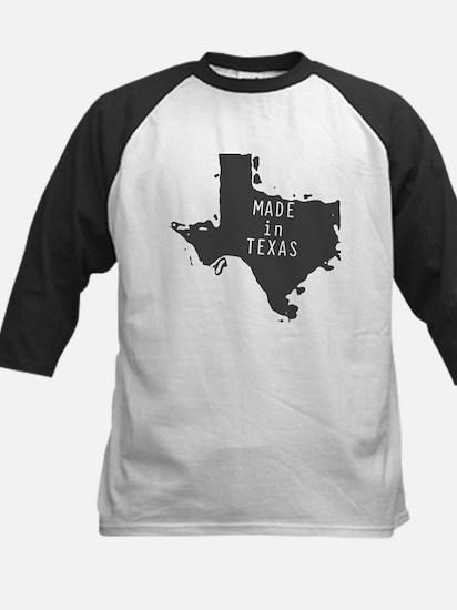 Made in Texas Baseball Jersey