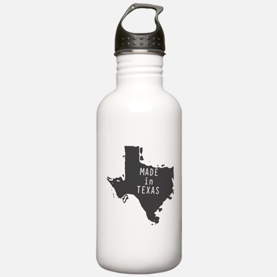 Made in Texas Water Bottle