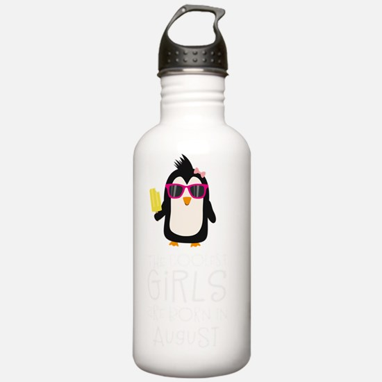 Cute Birthday girl adult Water Bottle