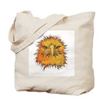 Sunfire Eagle Tote Bag