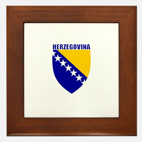 Herzegovina Framed Tile