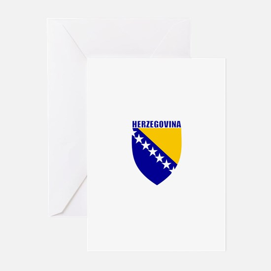 Herzegovina Greeting Cards (Pk of 10)