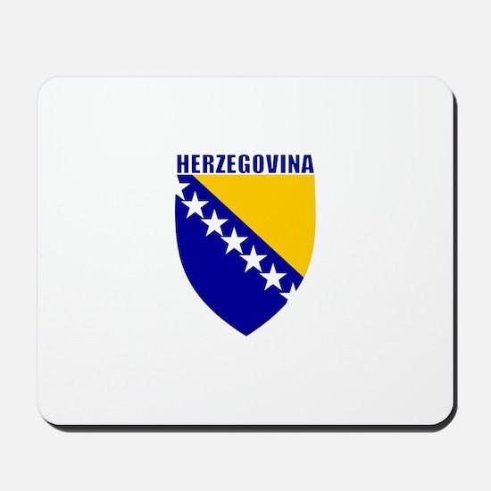 Herzegovina Mousepad