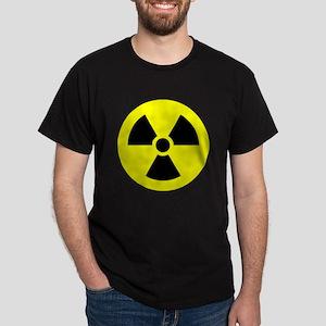 Yellow Round Radioactive T-Shirt