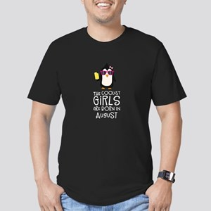 Coolest Girls Birthday in AUGUST T-Shirt