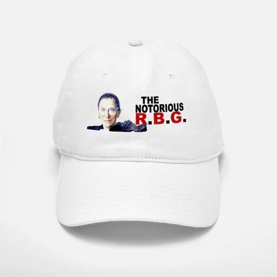 Notorious RBG Baseball Baseball Cap