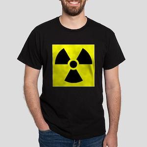 Yellow Radioactive Sign T-Shirt