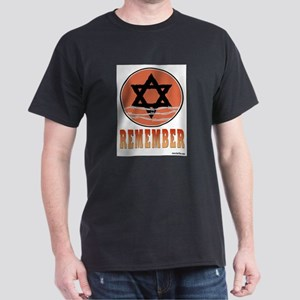 Remember the Holocaust Dark T-Shirt