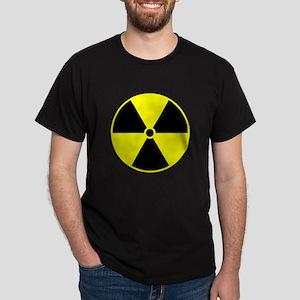 Yellow Radioactive Symbol T-Shirt