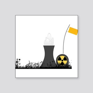 Nuclear Power Plant Sticker