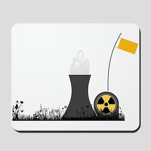 Nuclear Power Plant Mousepad