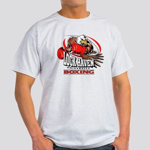 Lock Haven Boxing Light T-Shirt