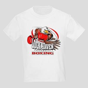 Lock Haven Boxing Kids Light T-Shirt