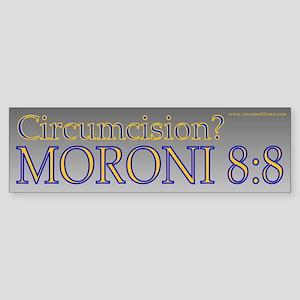 Mormon bumpersticker
