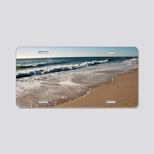 New Jersey beach Aluminum License Plate