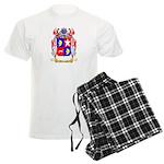 Etiennot Men's Light Pajamas