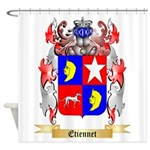 Etiennet Shower Curtain