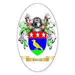 Estrela Sticker (Oval 10 pk)