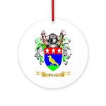 Estrela Ornament (Round)