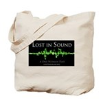 Lost in Sound: A One Woman Play Tote Bag