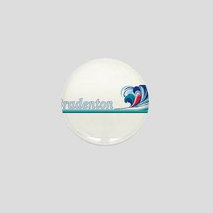 Bradenton, Florida Mini Button