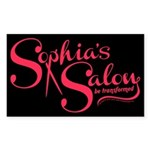 Sophia's Salon Sticker