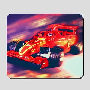 F1 Racer Mousepad