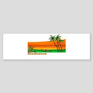 Bradenton, Florida Bumper Sticker