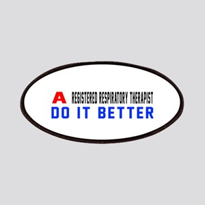Registered Respiratory Therapist Do It Bette Patch