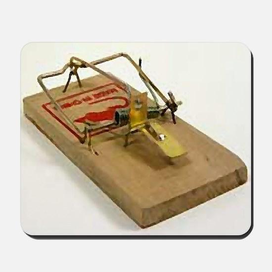 Mousetrap Mousepad