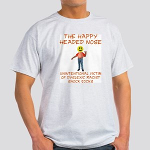 Happy Headed Nose Light T-Shirt