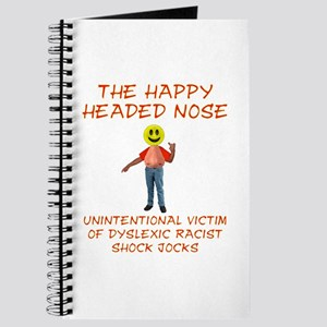 Happy Headed Nose Journal