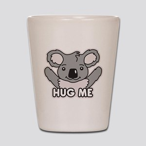 Hug me Shot Glass
