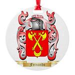 Fernando Round Ornament
