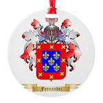 Fernandez Round Ornament