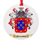Fernandes Round Ornament