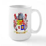 Ferie Large Mug