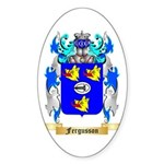 Fergusson Sticker (Oval 50 pk)